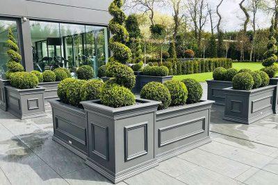 Bespoke garden planters Southport
